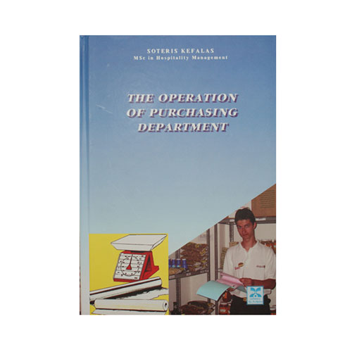 The Operation of Purchasing Department