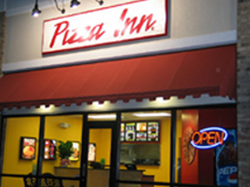 PIZZA INN - Competitive Action Plan