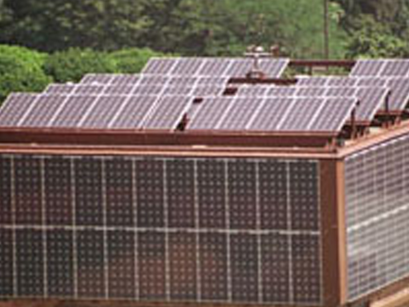 Energy Environemntal Program in Hotel