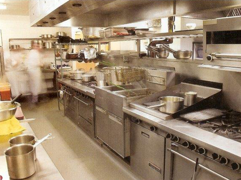 Restaurant Planning and Operation