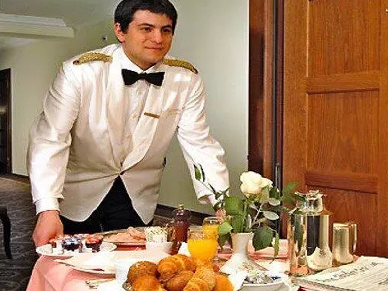 <em>MODULE 11</em> Room Service